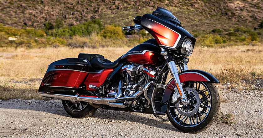 FLHXSE | CVO™ Street Glide<sup>®</sup>