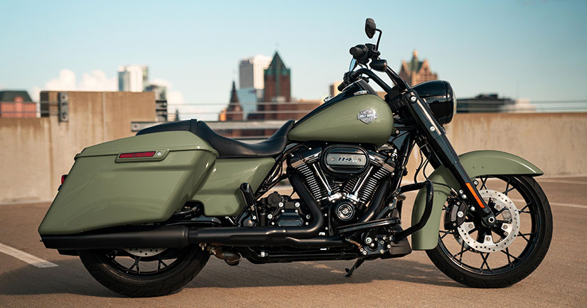 FLHRXS | Road King<sup>®</sup> Special