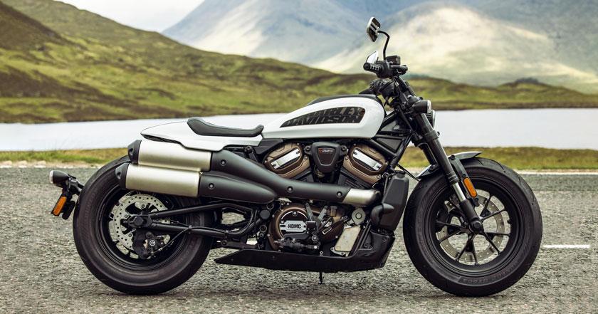 RH1250S | Sportster S