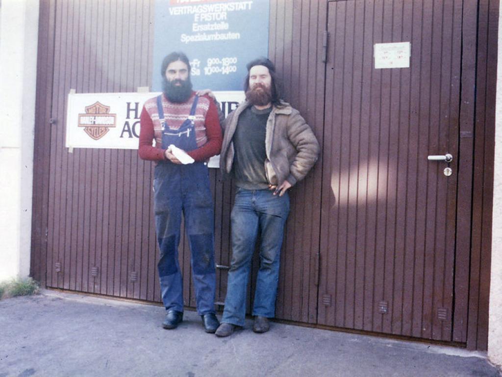Fred Pistor & gerd HD Stuttgart