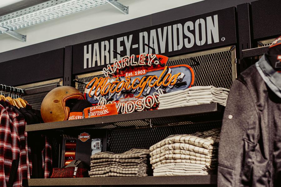 Harley-Davidson Stuttgart Clothing